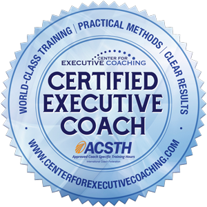 Certified Executive Coach